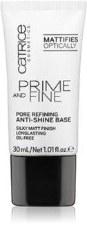 Catrice Prime And Fine podlaga za mehčanje por