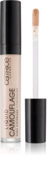 Catrice Liquid Camouflage High Coverage Concealer corector lichid