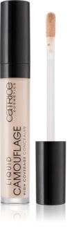 Catrice Liquid Camouflage High Coverage Concealer corretor líquido
