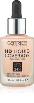 Catrice HD Liquid Coverage тональні засоби