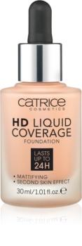 Catrice HD Liquid Coverage maquillaje