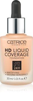 Catrice HD Liquid Coverage фон дьо тен