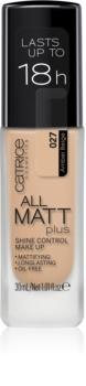 Catrice All Matt Plus mattító make-up