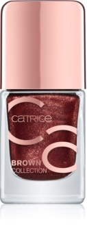 Catrice Brown Collection lak na nehty