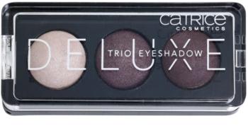 Catrice Deluxe trío de sombras de ojos
