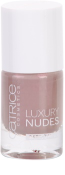 Catrice Luxury Nudes Satin Shine esmalte de uñas de alta cobertura