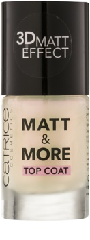Catrice Matt & More esmalte de uñas de acabado
