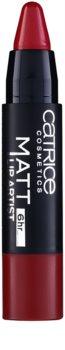 Catrice Matt Lip Artist 6hr помада-олівець