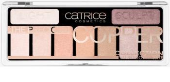 Catrice The Precious Copper Collection paleta de sombras de ojos