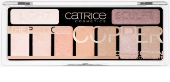 Catrice The Precious Copper Collection paleta de sombras