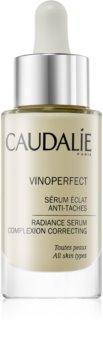 Caudalie Vinoperfect serum za osvetljevanje proti pigmentnim madežem