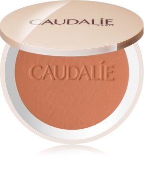 Caudalie Teint Divin минеральная бронзирующая пудра для всех типов кожи лица