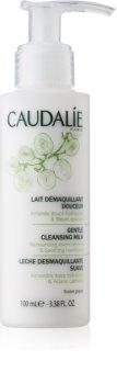 Caudalie Cleaners & Toners очищуюче молочко для обличчя та очей