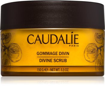 Caudalie Divine Collection scrub corpo