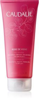 Caudalie Rose de Vigne gel de duș pentru femei