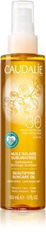 Caudalie Suncare óleo hidratante bronzeador em spray SPF 30