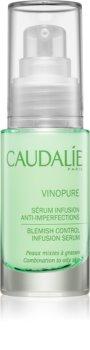 Caudalie Vinopure сыворотка для устранения недостатков кожи