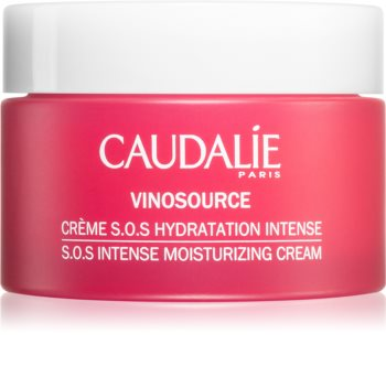 Caudalie Vinosource Intensiv blødgørende creme til normal til tør hud