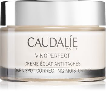 Caudalie Vinoperfect dnevna krema protiv pigmentnih mrlja za sjaj lica