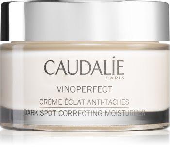 Caudalie Vinoperfect дневной крем против пигментных пятен для сияния кожи
