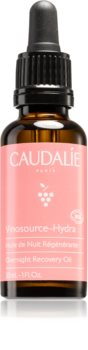 Caudalie Vinosource-Hydra Nourishing Facial Oil Night