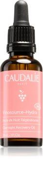 Caudalie Vinosource-Hydra olejek odżywczy do twarzy na noc