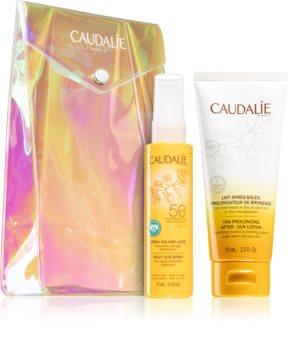 Caudalie Suncare Duo Solar Set подарунковий набір для засмаги