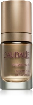 Caudalie Premier Cru Anti-Wrinkle Eye Cream for Reducing Puffiness and Dark Circles