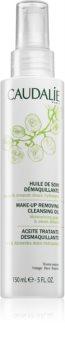 Caudalie Cleaners & Toners олио за премахване на грим за чувствителна кожа на лицето