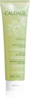 Caudalie Vinopure gel detergente in schiuma per pelli miste