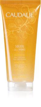 Caudalie Soleil des Vignes gel de duche para mulheres