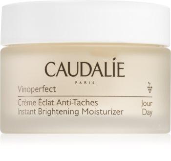 Caudalie Vinoperfect krem nawilżający przeciw przebarwieniom skóry