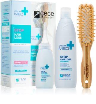 Cece of Sweden Cece Med  Stop Hair Loss coffret I. (para queda de cabelo) para mulheres