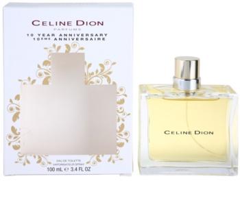 Celine Dion 10 Years Anniversary toaletní voda pro ženy 100 ml