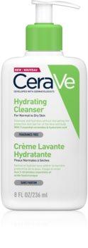 CeraVe Cleansers emulsie pentru curatare cu efect de hidratare