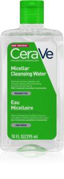 CeraVe Cleansers reinigendes Mizellenwasser mit feuchtigkeitsspendender Wirkung