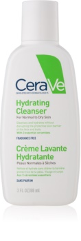 CeraVe Cleansers emulsione detergente effetto idratante