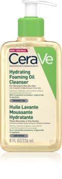 CeraVe Cleansers Renseolie med fugtgivende virkning