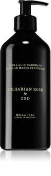 Cereria Mollá Bulgarian Rose & Oud parfémované tekuté mýdlo