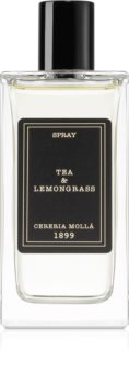 Cereria Mollá Tea & Lemongrass spray pentru camera