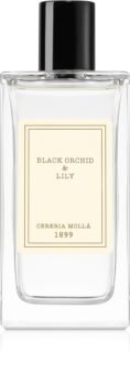Cereria Mollá Black Orchid & Lily spray lakásba