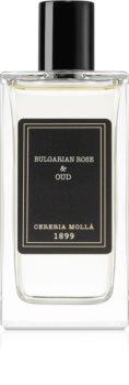 Cereria Mollá Bulgarian Rose & Oud spray pentru camera