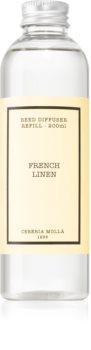 Cereria Mollá Boutique French Linen recharge pour diffuseur d'huiles essentielles