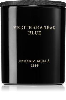 Cereria Mollá Boutique Mediterranean Blue bougie parfumée