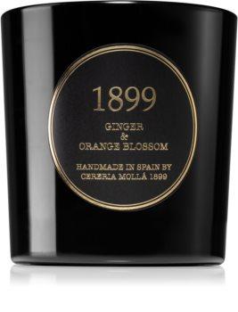 Cereria Mollá Gold Edition Premium Ginger & Orange Blossom świeczka zapachowa
