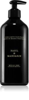 Cereria Mollá Basil & Mandarín săpun lichid parfumat