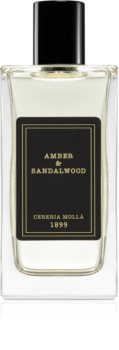 Cereria Mollá Amber & Sandalwood raumspray