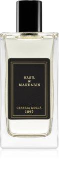 Cereria Mollá Basil & Mandarín room spray