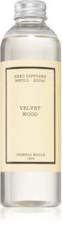 Cereria Mollá Boutique Velvet Wood Täyttö Aromien Hajottajille