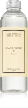 Cereria Mollá Boutique Black Orchid & Lily refill for aroma diffusers